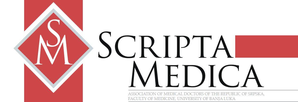 Scripta Medica – novi broj (jun 2019.)